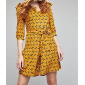 Anthropologie Seen Worn Kept Elm Romper